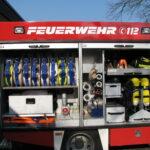 TSF-W Geräteräume Beifahrerseite
