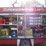 TSF-W Geräteräume Fahrerseite