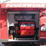TSF-W Geräteraum hinten